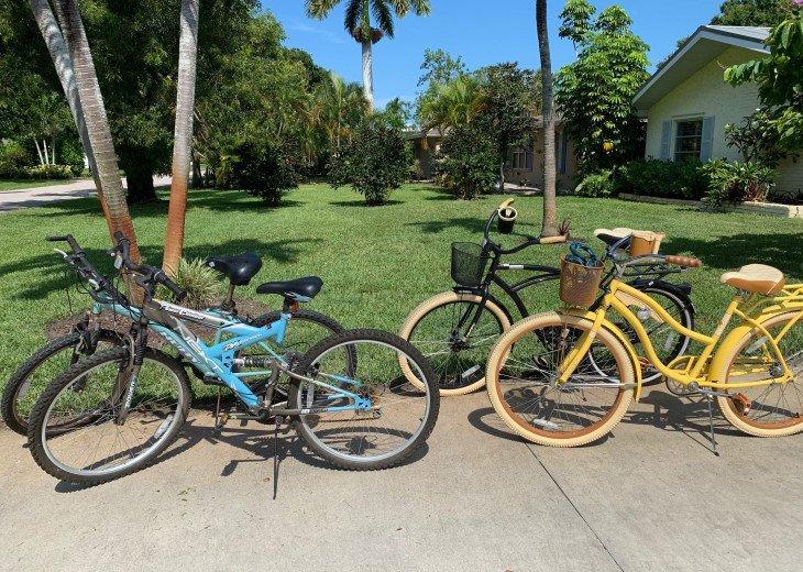 Bike to beach