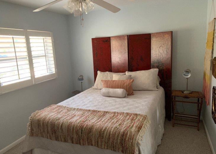 Guest Bedroom #1-Oasis