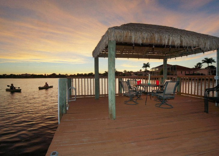 Villa Pelican - Cape Coral 8 Lakes! Kayaks, Dock, Heated Pool #3