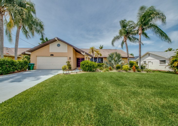 Villa Pelican - Cape Coral 8 Lakes! Kayaks, Dock, Heated Pool #18