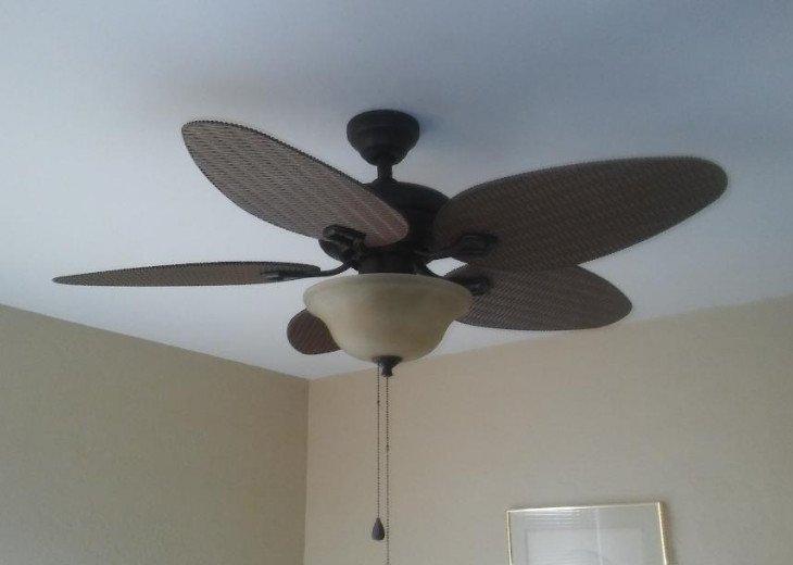 Guest room fan