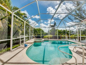 Villa Happy Hour - Affordable Waterfront Home - Heated Pool and Spa #1