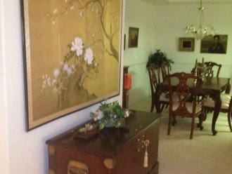 View of Formal Dining Room