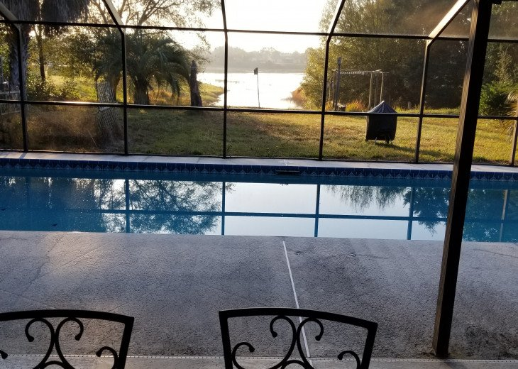 Pool home on the lake #6