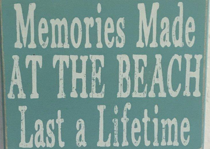 Beautiful Beach condo furnished #13