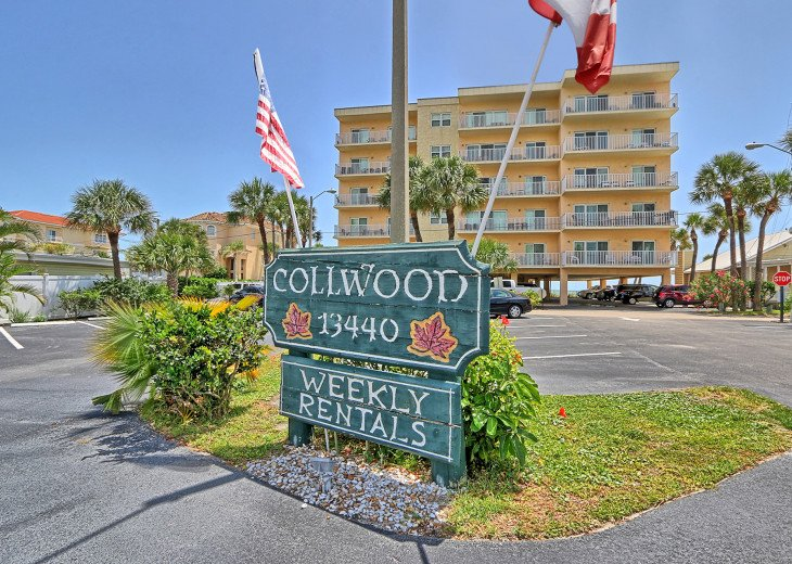 Collwood Condos Direct Beach View #2