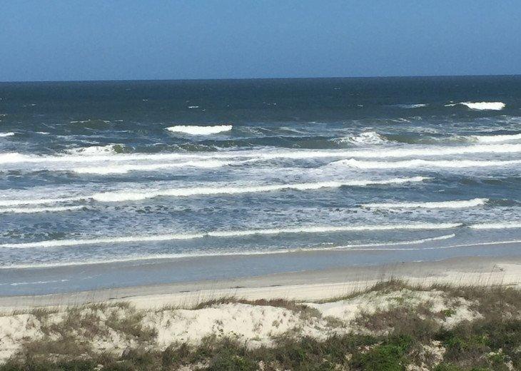 Atlantic Ocean View from Condo