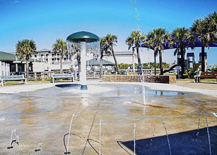 Splash Park at St. Augustine Pier