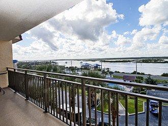 View from Intracoastal Balcony