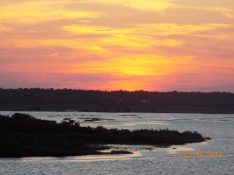 Owner Picture of Intracoastal Waterway Sunset at Condo