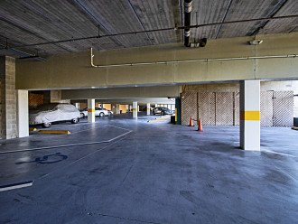 Covered Garage Parking for One Vehicle (Height and Length Limits)