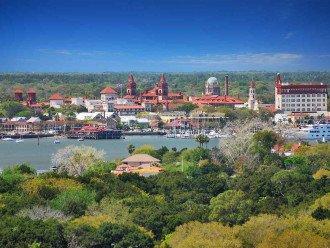 Beautiful Historic St. Augustine