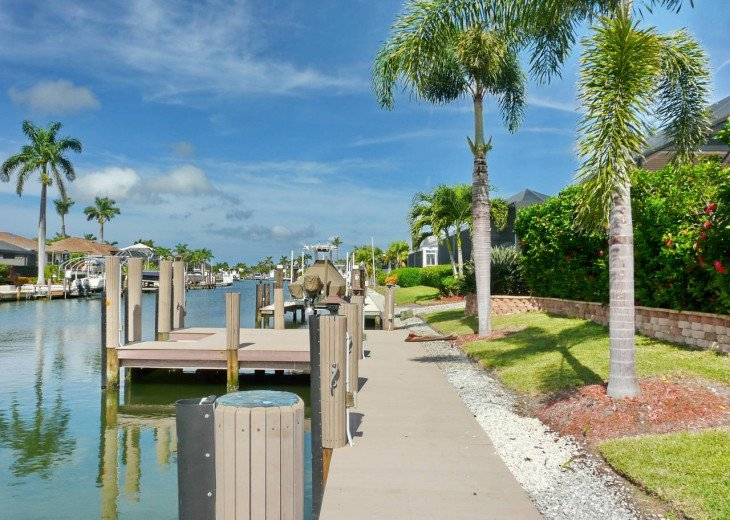 ~ Spacious Waterfront 4 Bedroom with Large Heated SW Facing Pool ~ #27