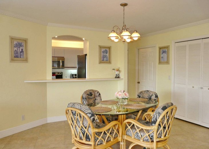 ~ Spacious Waterfront 4 Bedroom with Large Heated SW Facing Pool ~ #12