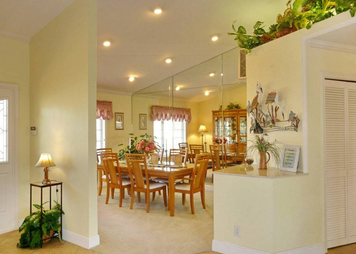 ~ Spacious Waterfront 4 Bedroom with Large Heated SW Facing Pool ~ #2