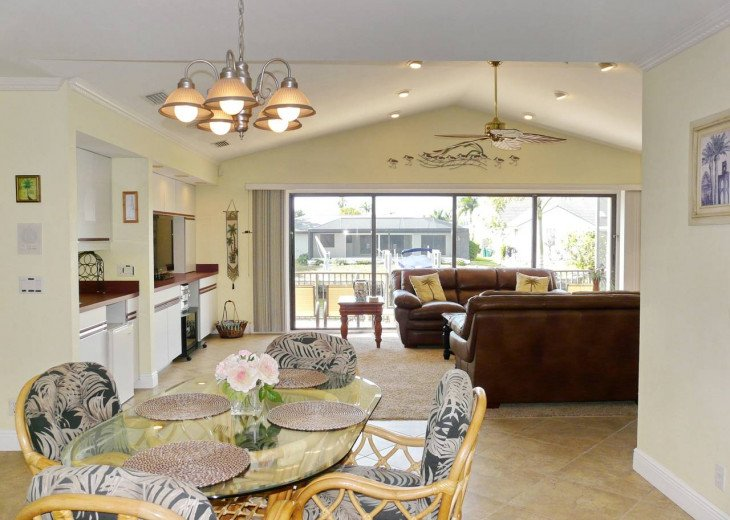 ~ Spacious Waterfront 4 Bedroom with Large Heated SW Facing Pool ~ #11