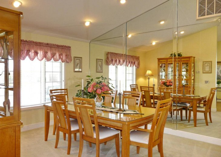 ~ Spacious Waterfront 4 Bedroom with Large Heated SW Facing Pool ~ #3