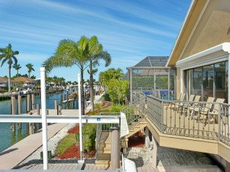 ~ Spacious Waterfront 4 Bedroom with Large Heated SW Facing Pool ~ #1