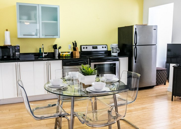Gorgeous & Modern Apartment In The Heart Of Miami Beach, Sleeps 5 Guest!!! #5