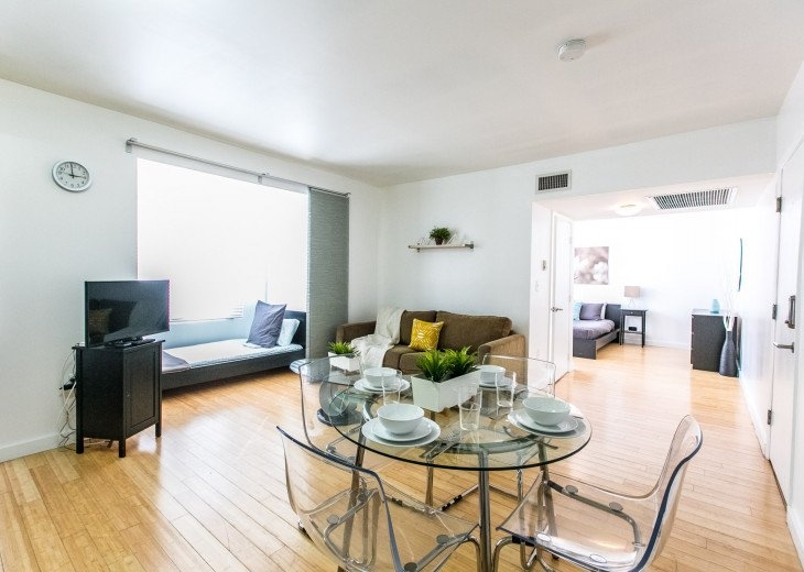 Gorgeous & Modern Apartment In The Heart Of Miami Beach, Sleeps 5 Guest!!! #9
