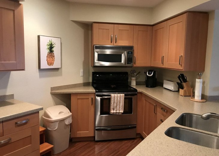 2 BR, 2 BA, Sleeps 4, Poolside Condo with all the amenities #9
