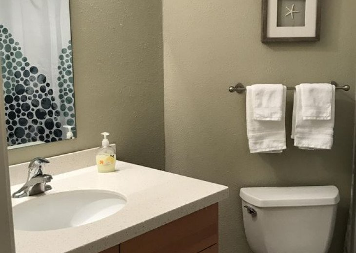 2 BR, 2 BA, Sleeps 4, Poolside Condo with all the amenities #13