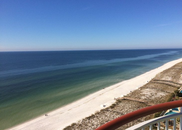 Beach Colony East, Spectacular 15th Floor Beachfront Views, Directly on beach #3