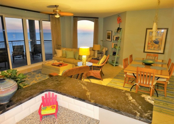 Beach Colony East, Spectacular 15th Floor Beachfront Views, Directly on beach #13