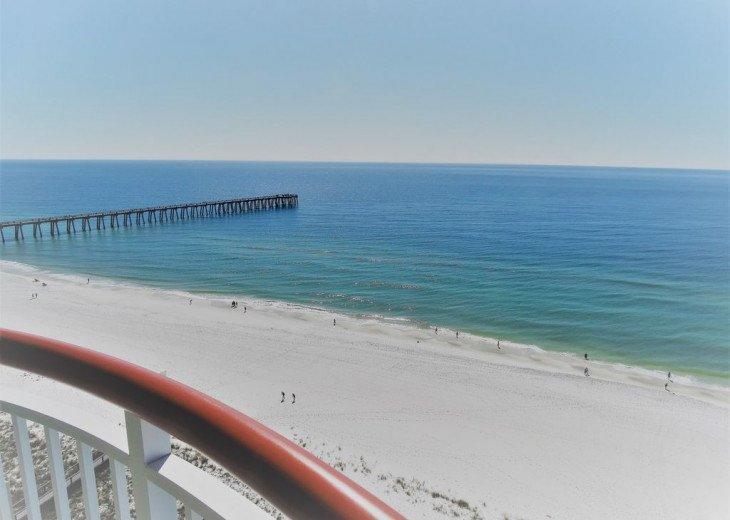 Beach Colony East, Spectacular 15th Floor Beachfront Views, Directly on beach #4