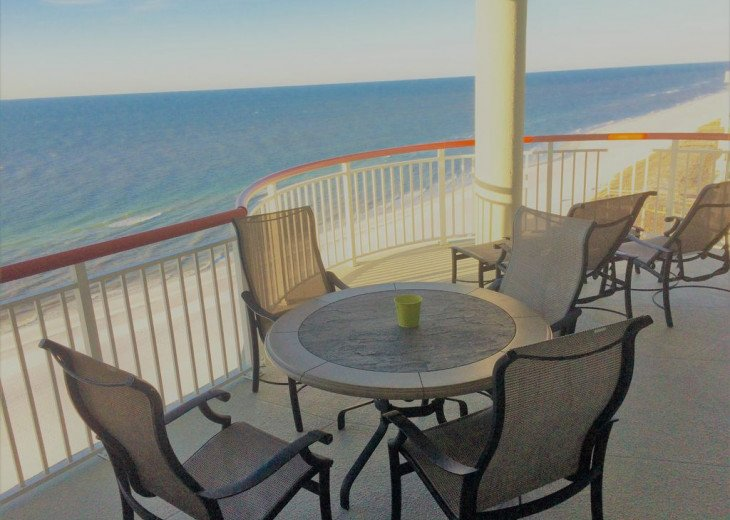 Beach Colony East, Spectacular 15th Floor Beachfront Views, Directly on beach #1