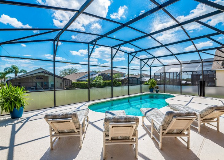 2 Master Bedrooms - Luxury 4 Bedroom Villa, South Facing Pool, Wifi & Smart TV's #31