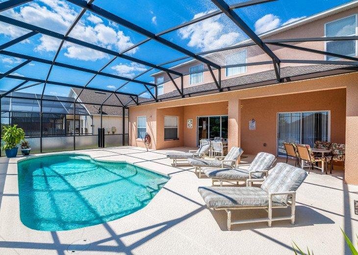 2 Master Bedrooms - Luxury 4 Bedroom Villa, South Facing Pool, Wifi & Smart TV's #34