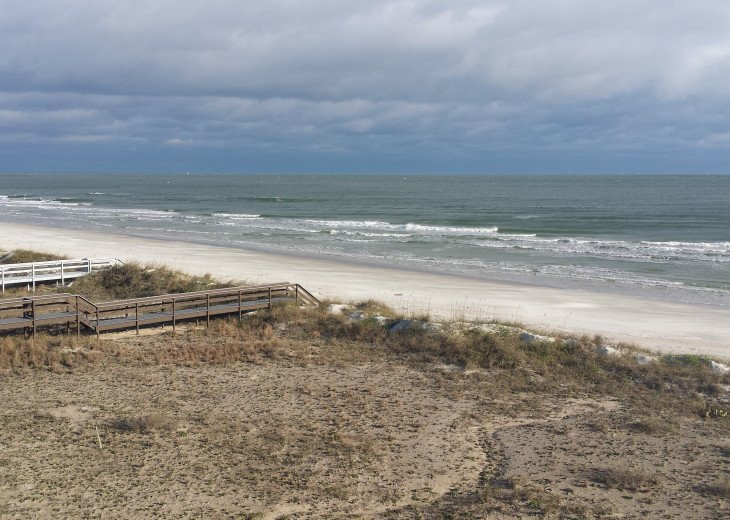PONCE INLET NO DRIVE BEACH #33