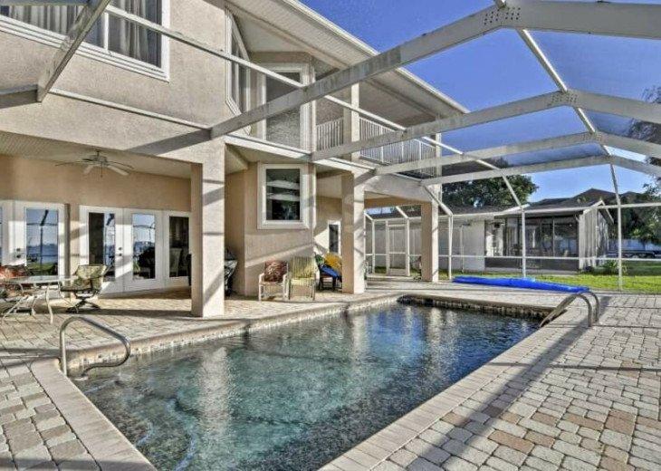 Punta Gorda Waterfront Home w/Private Pool & Dock! #21
