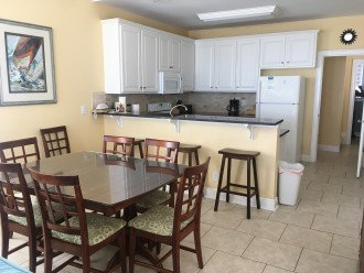 Beach Front 3BR/3.5BA Private Bathrooms!! Pet Friendly! Private Boardwalk right #1