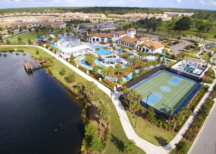 6bd, pool, Windsor at Westside, close to Disney #9