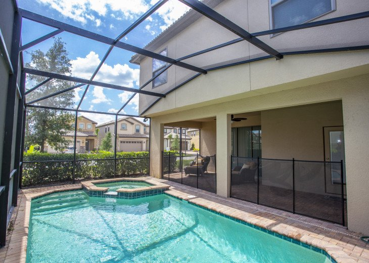 6bd, pool, Windsor at Westside, close to Disney #43