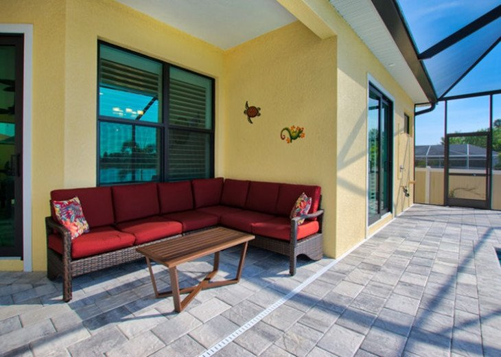 Intervillas Florida - Villa Solaris at the lake #36