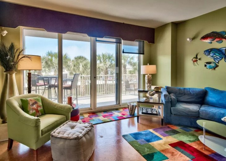 Fabulous! Wardscondos 4 Bdr Sleeps 12 Leeward Key!! Destin/Miramar Beach! #4