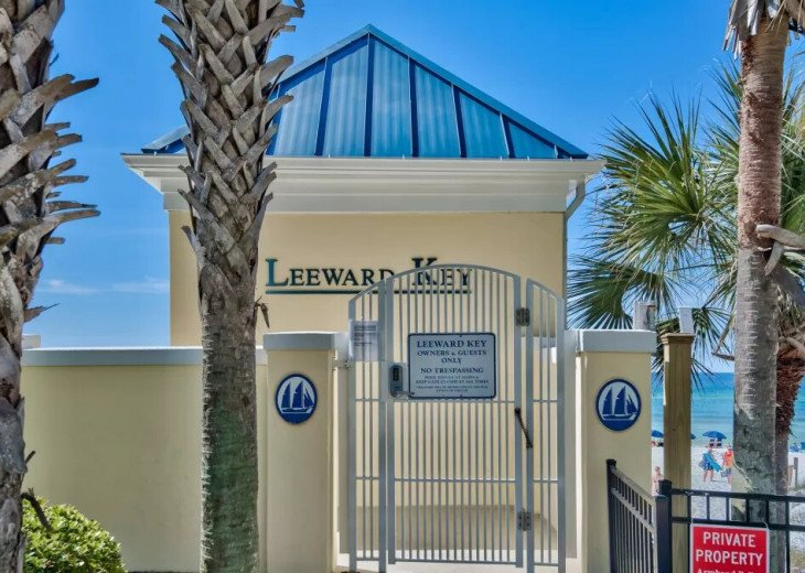 Fabulous! Wardscondos 4 Bdr Sleeps 12 Leeward Key!! Destin/Miramar Beach! #24
