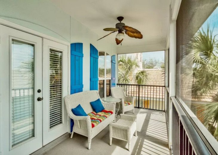 Beautiful Blue Bungalow - Sleeps 9 Emerald Shores Destin/Miramar Beach FL #21