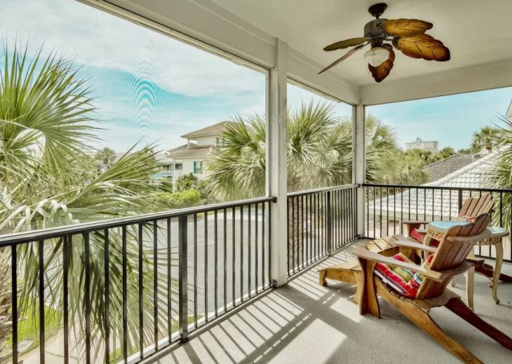 Beautiful Blue Bungalow - Sleeps 9 Emerald Shores Destin/Miramar Beach FL #23