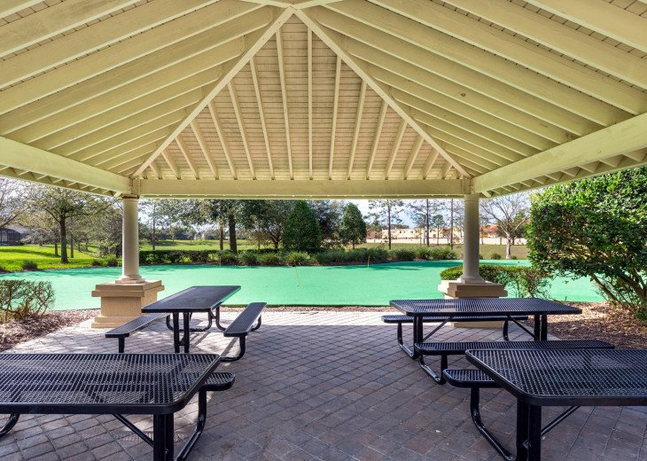 ❤️*Newly Renovated* Luxury 6BR Windsor Hills Pool Villa, 2 miles to Disney #60