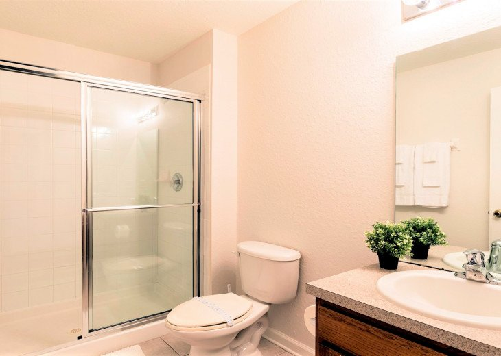 ❤️*Newly Renovated* Luxury 6BR Windsor Hills Pool Villa, 2 miles to Disney #35