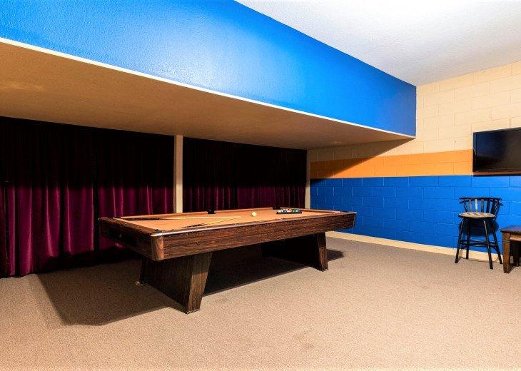 ❤️*Newly Renovated* Luxury 6BR Windsor Hills Pool Villa, 2 miles to Disney #18