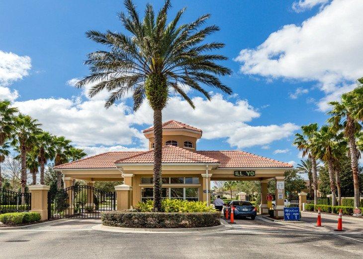 ❤️*Newly Renovated* Luxury 6BR Windsor Hills Pool Villa, 2 miles to Disney #59