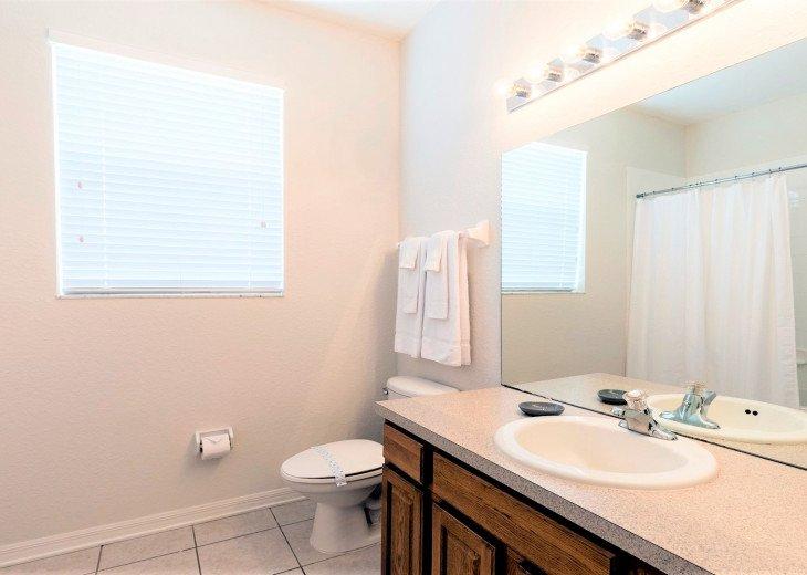 ❤️*Newly Renovated* Luxury 6BR Windsor Hills Pool Villa, 2 miles to Disney #30