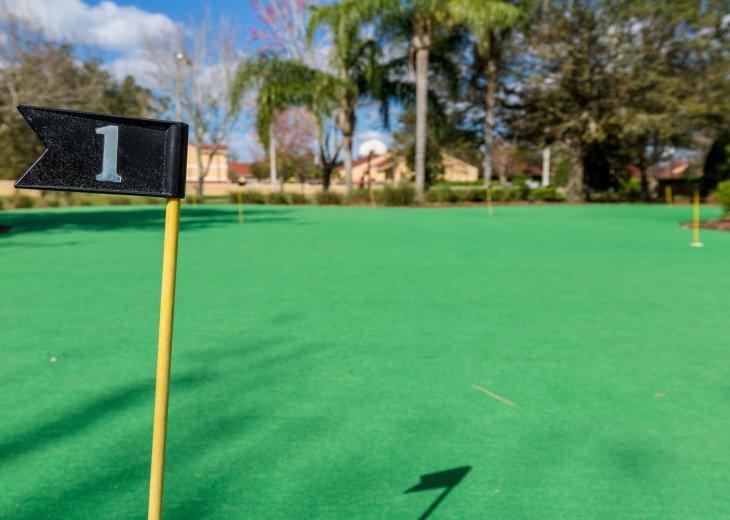 ❤️*Newly Renovated* Luxury 6BR Windsor Hills Pool Villa, 2 miles to Disney #47