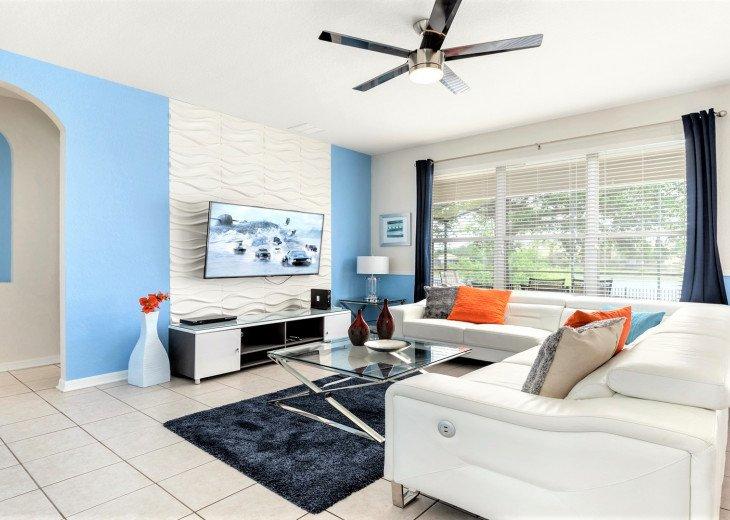 ❤️*Newly Renovated* Luxury 6BR Windsor Hills Pool Villa, 2 miles to Disney #20