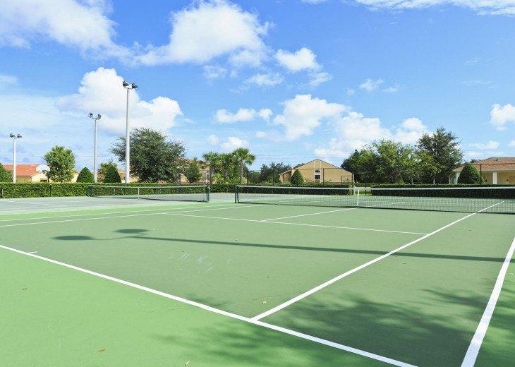 ❤️*Newly Renovated* Luxury 6BR Windsor Hills Pool Villa, 2 miles to Disney #51